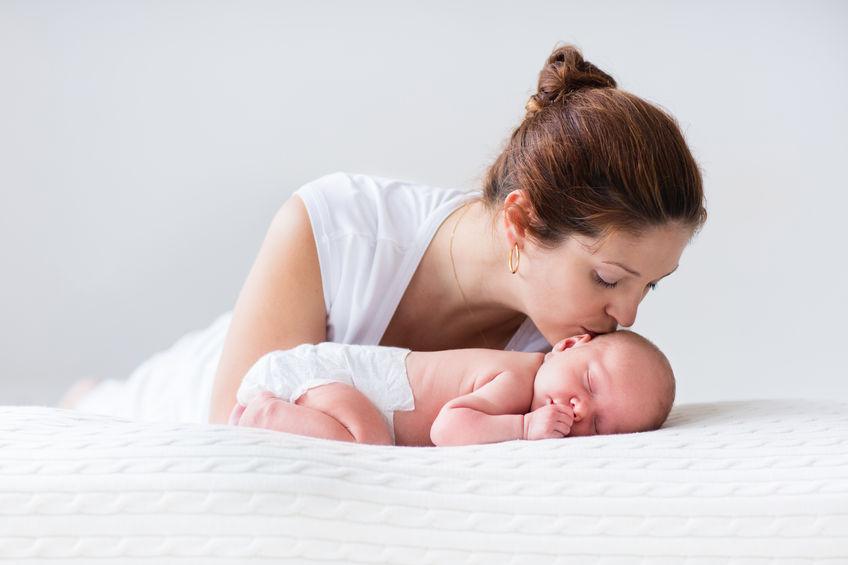 Les petits soucis dans les premiers pas du bébé