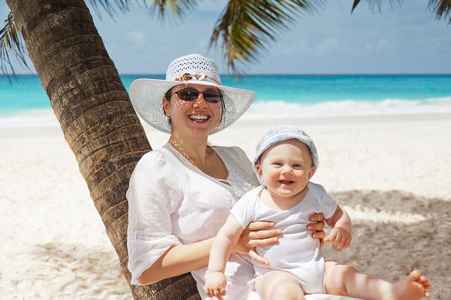 Vacances avec ses enfants aux 4 coins de la terre