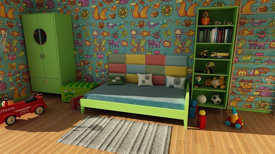 Comment bien aménager une chambre mixte pour enfant ?