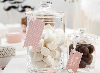Candy bar de mariage: comment le mettre en valeur?