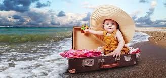 Conseils santé pour voyager avec des enfants en France